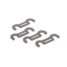 Split Block Shims 0.5mm - Mi6 - (pk4)